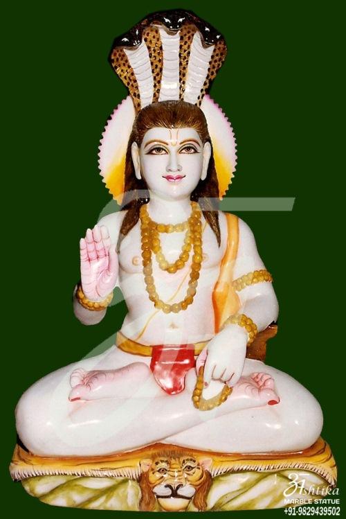 Marble Balak Nath Statue
