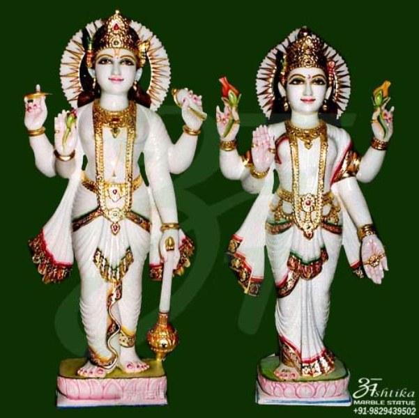 Vishnu Lakshmi Statue