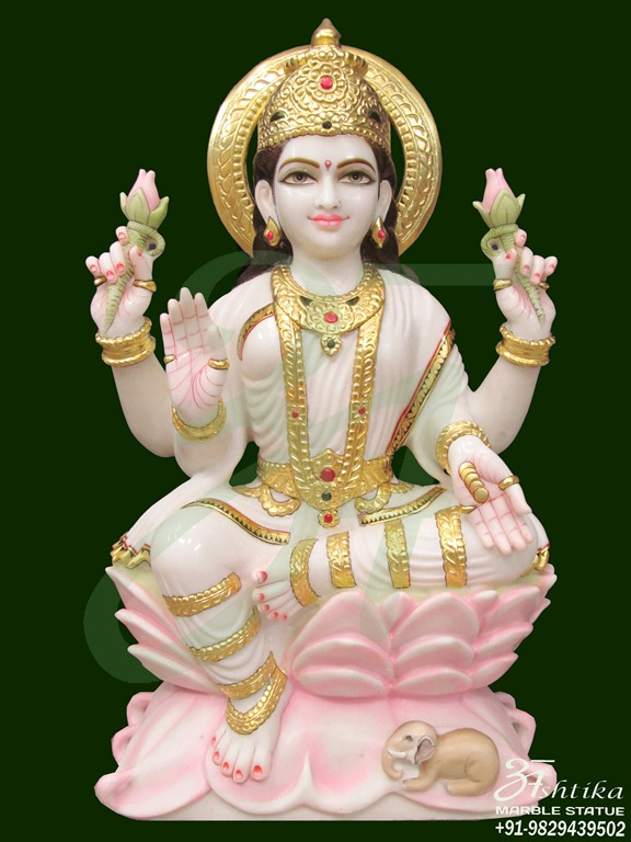 Marble Laxmi Statue Online