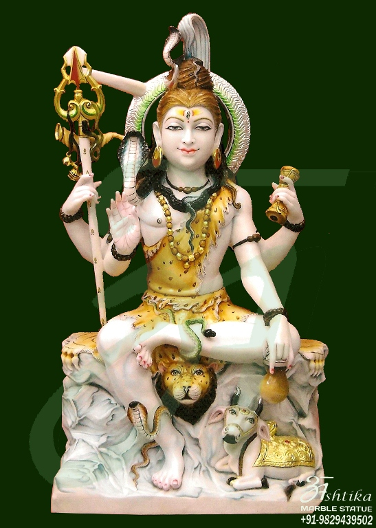 Shiv Marble Statue Manufacturer