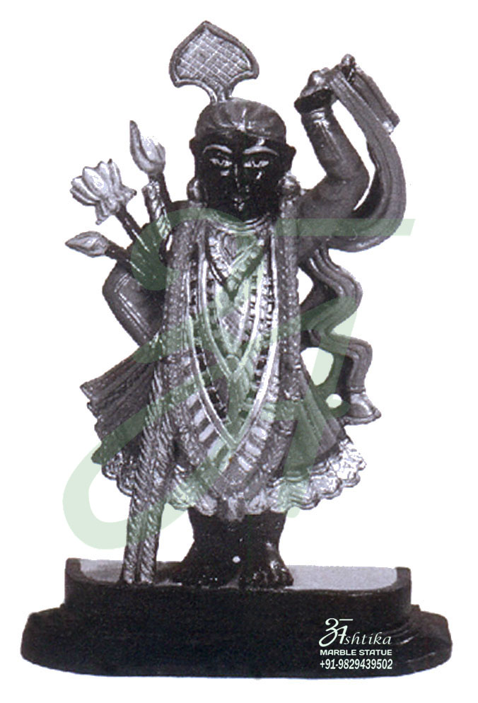 Shrinathji Marble Statue