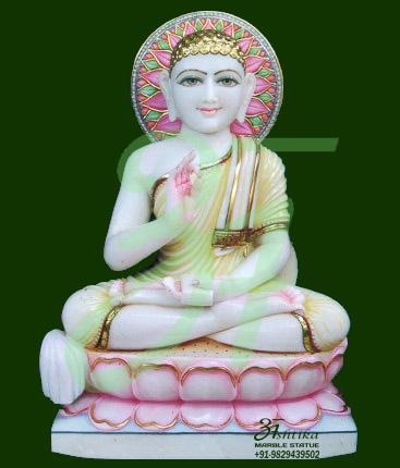 Jain Marble Murti