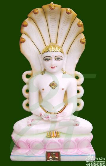 Marble Jain Mahaveer Statue Manufacturer