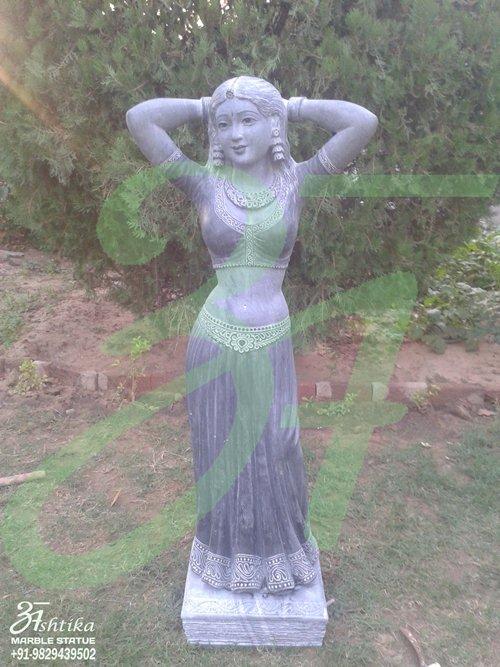 Marble Figure Sculpture