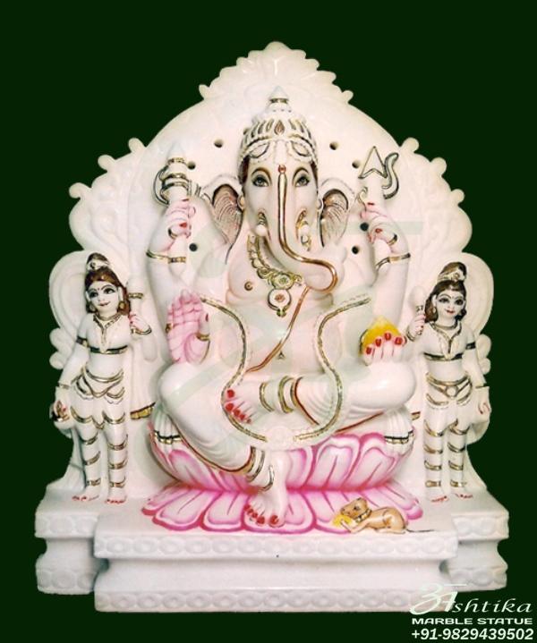 Marble Ganesh Statue Online