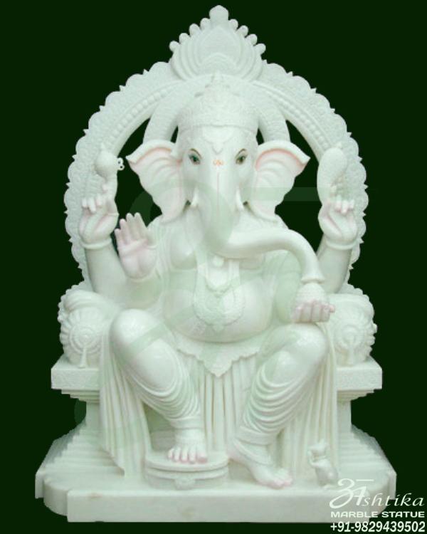 Marble Ganesh Statue Supplier