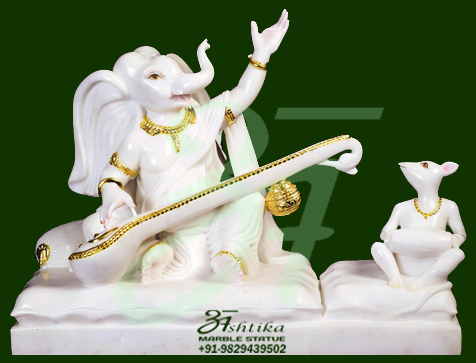 Marble Ganesh Statue Placement In Home