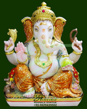 Marble Ganesh Statue Price