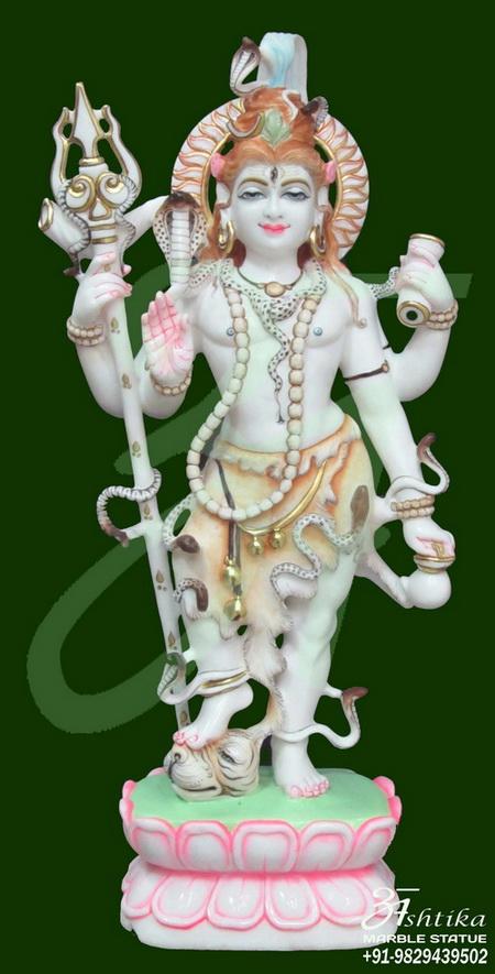 Marble Shiva Statue Online