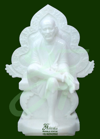 Sai Baba Marble Statue Online