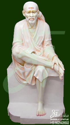 Sai Baba Marble Statue Price