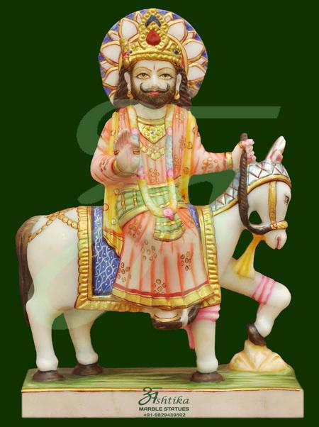 Ramdev Baba Statue Manufacturer