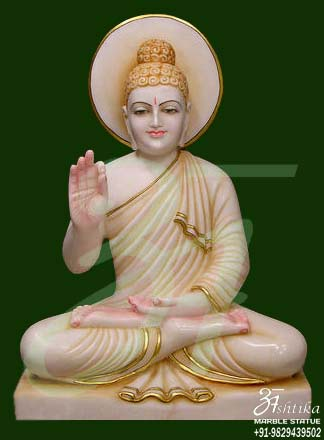 Marble Gautom Buddha Statues Expoter