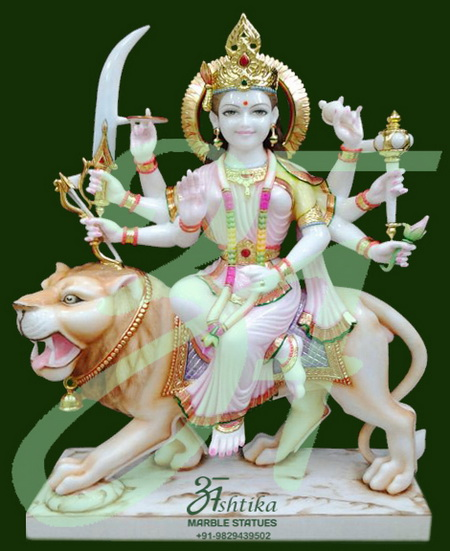 54e63458163 View Detail · Marble Maa Durga Online Purchase