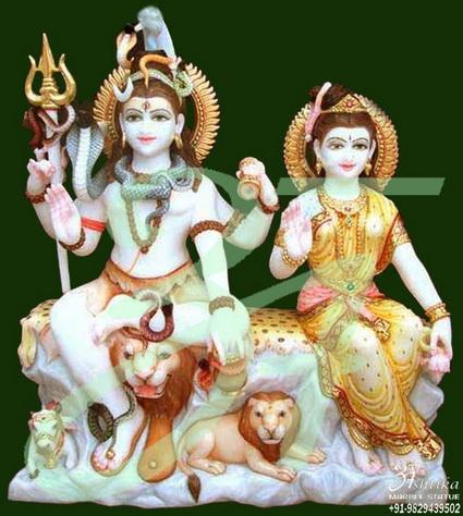Marble Shiv Parivar Manufacturer